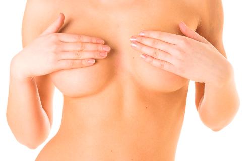 Levantamiento de senos