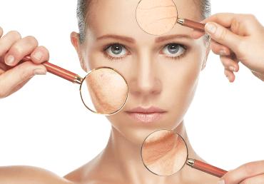 Eliminar manchas y marcas faciales